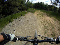 NEW TRAIL 7 BROMONT, BALLS OUT!!