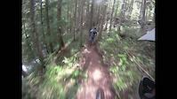 Bike takes a ride in class 5 rapids