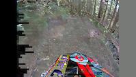 Hit Squad hill Helmet cam - glentress