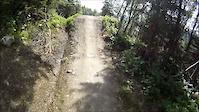 Åre bikepark. Shimano track