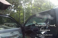 Warrior Creek session