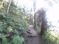 Riding in Fort Saskatchewan Golden Trail