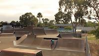 Mike Rides BMX