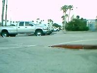 180 off a curb hump