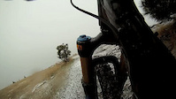 Syncline Snow Ride