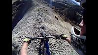 My first big ridge descent