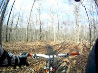 Dark Forest Exit Trail 12-4-11 Brooklyn SR6...