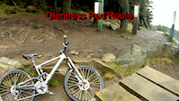 Glentress Red Route Montage