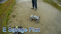 e savage flux big air