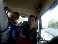 A Day in 'Braga Downhill Track' , GoPro HD Hero 2