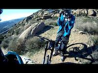 Animal Trail - Rocky Peak