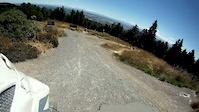 Fenceline DH - Port Hills New Zealand