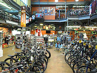 Bow Cycle Store