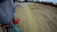 Diablo Freeride Park backwards mount