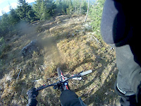 Go Pro HD forest trail