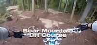 Bear Mountain DH Course