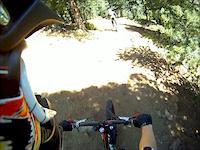 Trail 135 Cheyenne Mounain