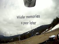 New Whistler edit from exactly 1 year ago.