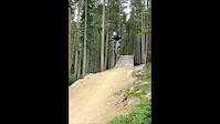 Ste pD own Treste Downhill, Winter Park