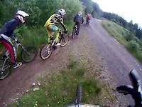 Ae downhill