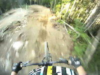 Whistler bike park ultimate flow lap!