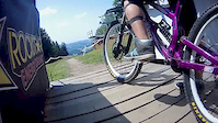 Bike Park Palenica . Totalbikes youth camp video