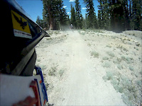 Mammoth Bike Park - Pipeline (July 2012)