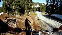 Stevens Pass Bike Park - slingshot wookie...