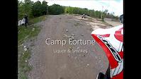 Camp Fortune - Liquor & Smokes - Helmet...
