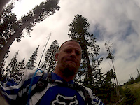 Takin a ride down 'Nameless' @ Big Sky Part 2