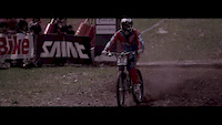 World Cup DH on the Norco Aurum