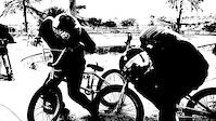 Trevor Fitz X Emmet Thomas BMX Banana Split