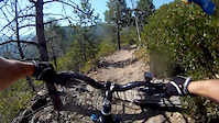 A quick blast down Farewell Trail