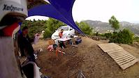 Tank Trail Downhill  Race Kimi .Evias -   4/11/12