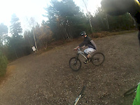 Axle run GoPro