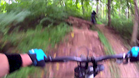 downhill freeride Ft.Duffield