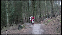 llandegla, jj jumps and b-line