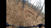 Lap around my friends sweet pump track