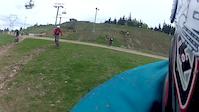 Lac Blanc - La Nuts Team Rock 'n Ride