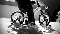 Snow Biking North Shore