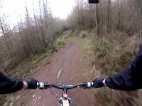 Mabie Forest, Red Route, Elevator Descent.