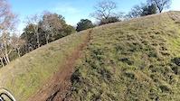 Xmas trail handlebar mount