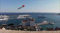 1st trail ride in 2013 - Split, Dalmatia