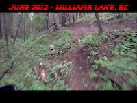 June 2012 Bike Trip to Williams Lake, BC