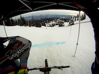 Frostbikes Practice run