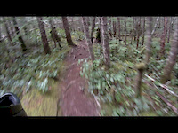 Old DH Track to Cripple Creek