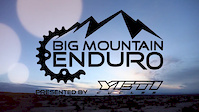 Big Mountain Enduro Winter Training Video,...