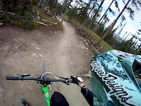 Double Jeopardy - Trestle bike park