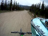 Lower Long Trail - Trestle bike park