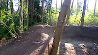 afternoon pump track